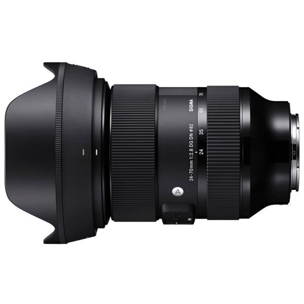 1-2日で発送 シグマ 24-70mm F2.8 DG DN ソニーE用 新品 メーカー保証1年