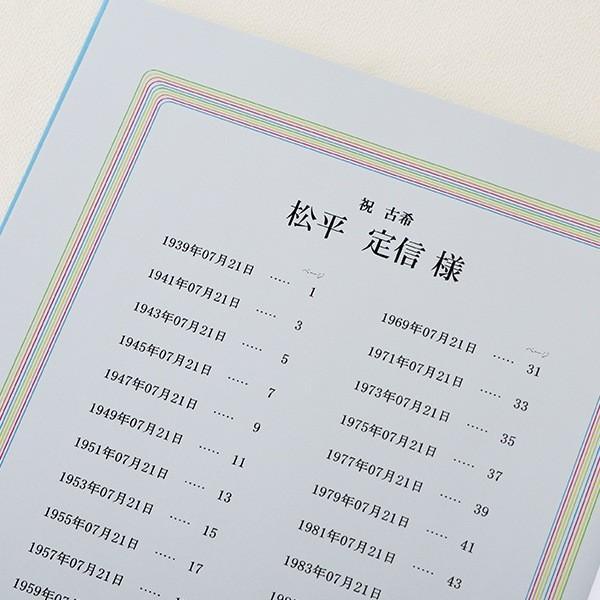 記念日新聞 百寿祝い 100歳 プレゼント 記念日セット 朝日新聞 メッセージカード ルーペ付|shinbun20|04