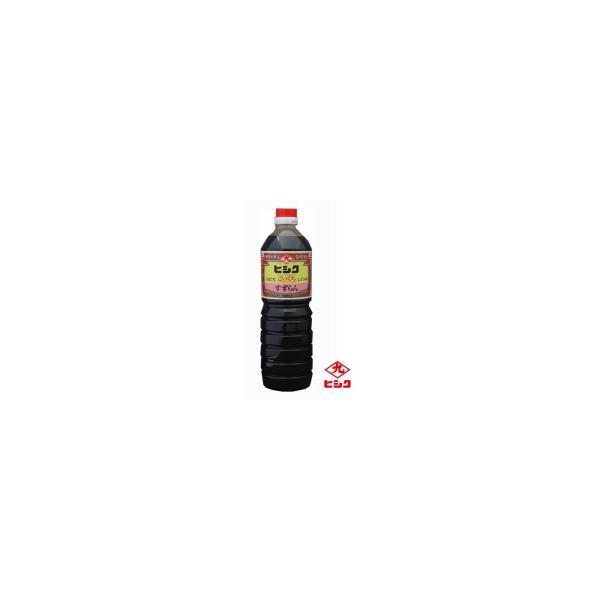 ヒシク藤安醸造 こいくち すずらん 1L×6本 箱入り 調味料 油 醤油