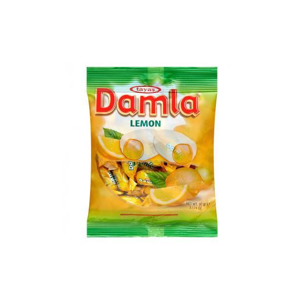 tayas(タヤス) ダムラ レモンソフトキャンディ 90g×24セット