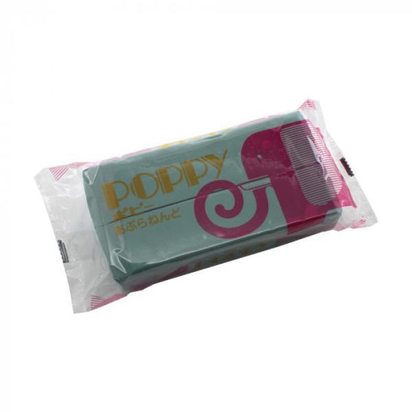 ポピー油土(油ねんど) 青 1kg×10個