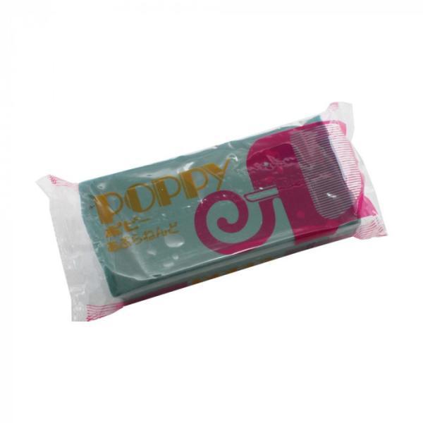 ポピー油土(油ねんど) 青 500g×10個