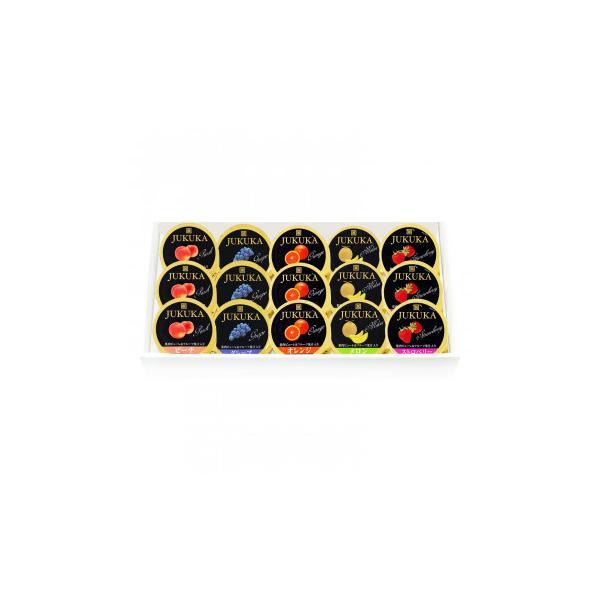 金澤兼六製菓 詰め合せ 熟果ゼリーギフト 15個入 JK-15