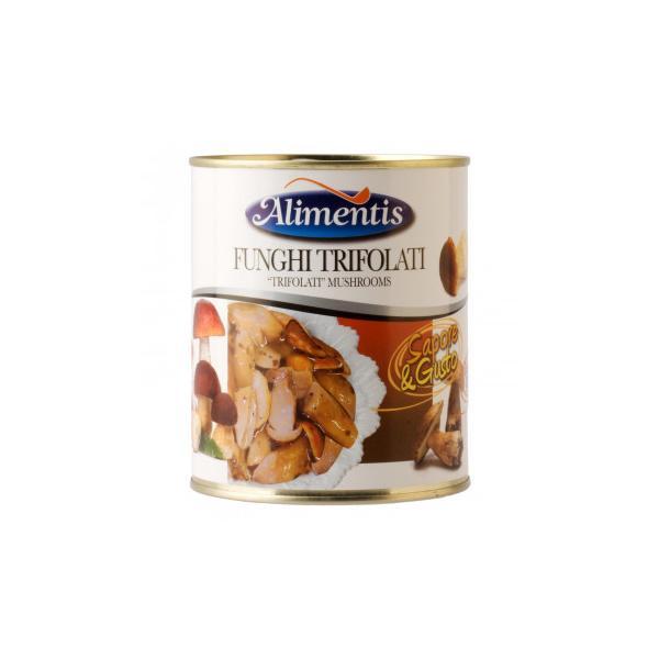 アリメンティス 2種のきのこミックス オイル漬け 800g 24個セット 2004 野菜 キノコ