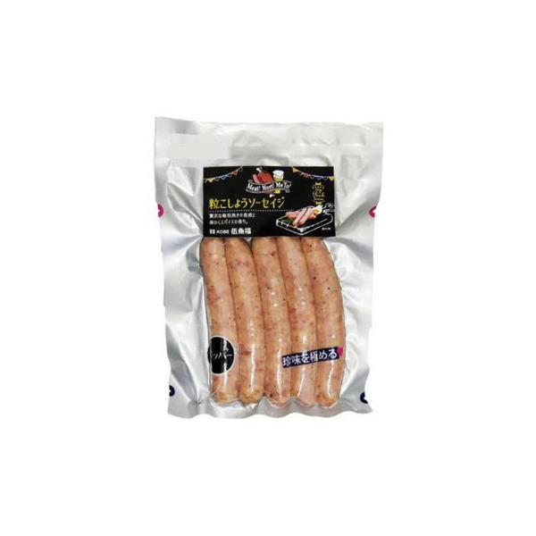伍魚福 おつまみ 粒こしょうソーセイジ 200g×10入り 219680 肉