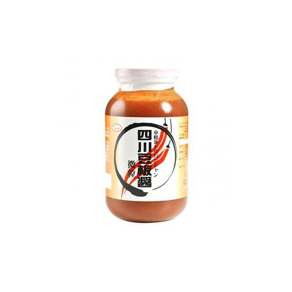 友盛 四川豆板醤(微粒)1kg×12本 210220 調味料