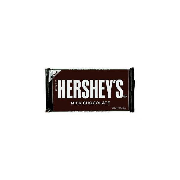 ハーシー ジャイアント ミルクチョコレート 24個