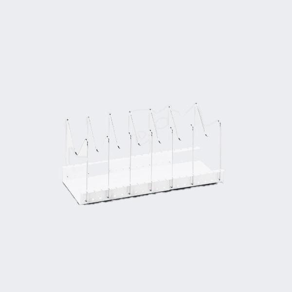 フライパン・鍋・ふた スタンド伸縮タイプ PFN-EX