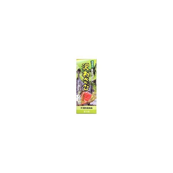 田丸屋本店 生すりおろし沢わさび(無着色) 180g×4個セット