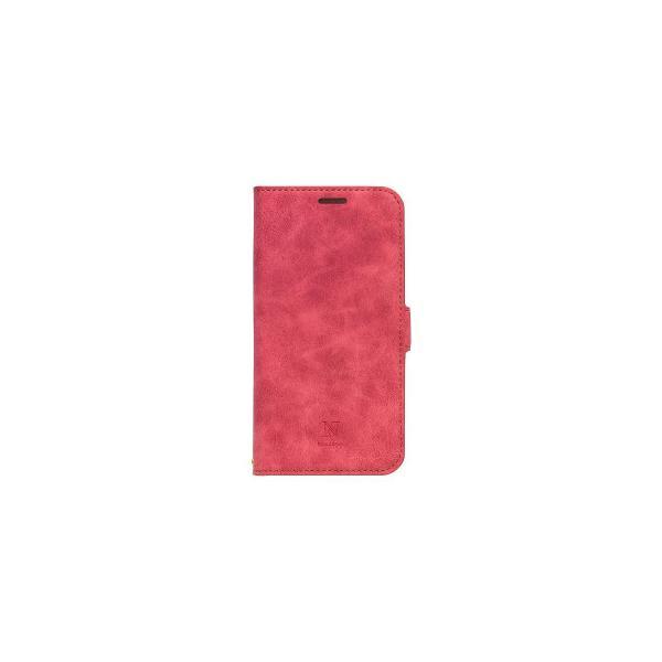 StyleNaturaliPhone11専用手帳型スマホケースiP19_61-VS05レッドスマホスマホケースカバー