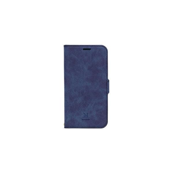 StyleNaturaliPhone11専用手帳型スマホケースiP19_61-VS07ブルースマホスマホケースカバー