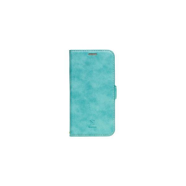 StyleNaturaliPhone11専用手帳型スマホケースiP19_61-VS08ターコイズスマホスマホケースカバー