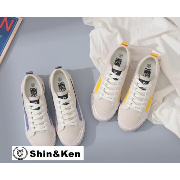 レディース スニーカー カジュアルシューズ レディースシューズ ファッション おしゃれ 新作 女 靴 キャンパスシューズ fbxk008 shinken