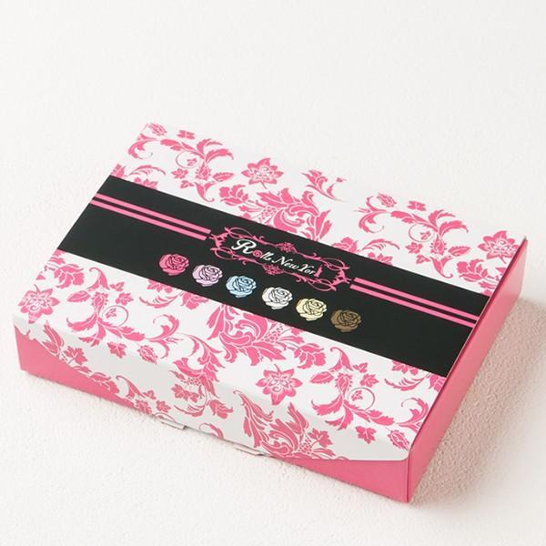 Rolls New York お中元ギフト Colorful Chocolate 6 (カラフルチョコレート) 6個 / 新杵堂|shinkinedo|02