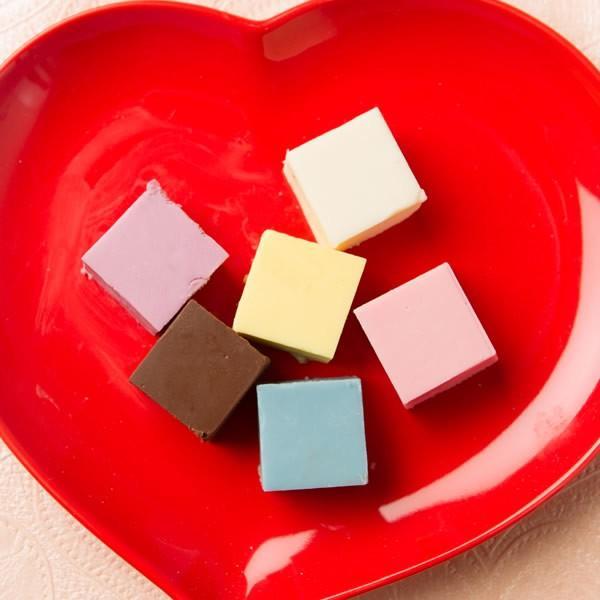 Rolls New York お中元ギフト Colorful Chocolate 6 (カラフルチョコレート) 6個 / 新杵堂|shinkinedo|04