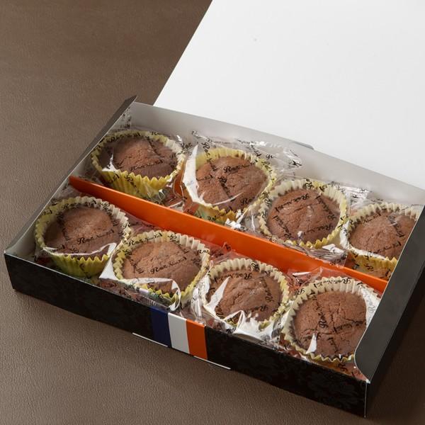 Rolls New York baked chocolat(ベイクドショコラ) 8個 新杵堂|shinkinedo|02