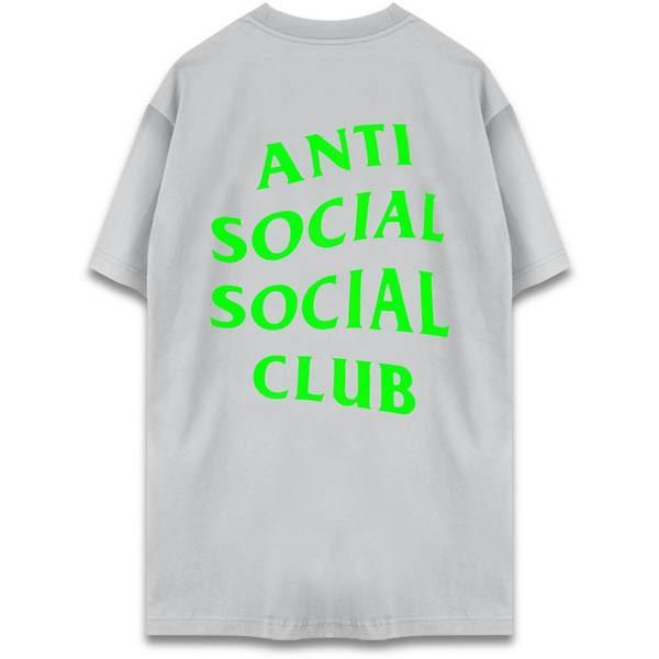 2c04a22b4 ANTI SOCIAL SOCIAL CLUB【アンチソーシャルシーシャルクラブ】LOGO TEE TWO T- ...