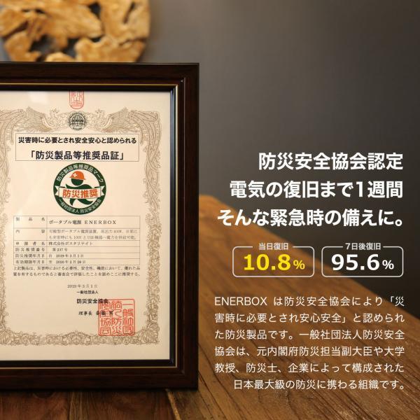 ポータブル電源 大容量 発電機 家庭用 蓄電池 日本メーカー 車中泊 サブバッテリー 三元系リチウム電池 shinpei00001 08