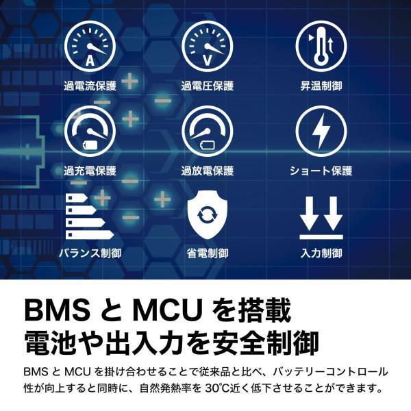 日本メーカー ポータブル電源 大容量 発電機 家庭用 蓄電池 非常用 リチウム バッテリー shinpei00001 12