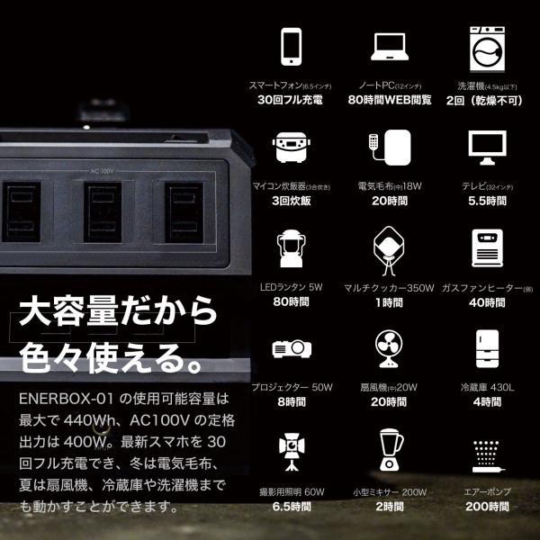 日本メーカー ポータブル電源 大容量 発電機 家庭用 蓄電池 非常用 リチウム バッテリー shinpei00001 06