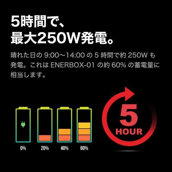 ポータブル電源 ソーラー ソーラーパネル 81W ソーラーチャージャー LACITA 日本メーカー ソーラー充電器|shinpei00001|10