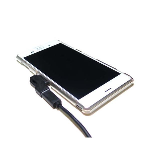 SONY XPERIA用マグネット充電コネクタ TM-XPMG スマートL字型 TM-XPMG|shins|03