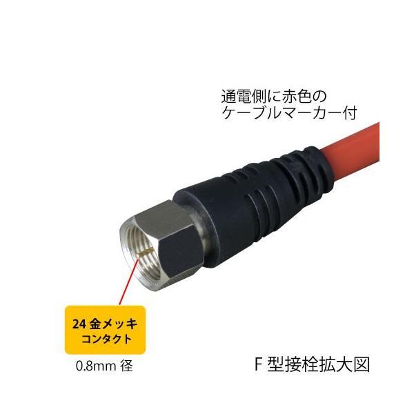 アンテナ 分波器  ケーブル付 2.6GHz対応モデル F型接栓タイプ TBP-FF|shins|02