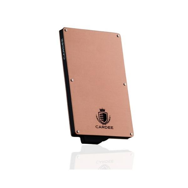 UNIQ スキミング防止機能搭載 CardSlotフォルダー(Cardee) 全4色 ユニーク shins 03