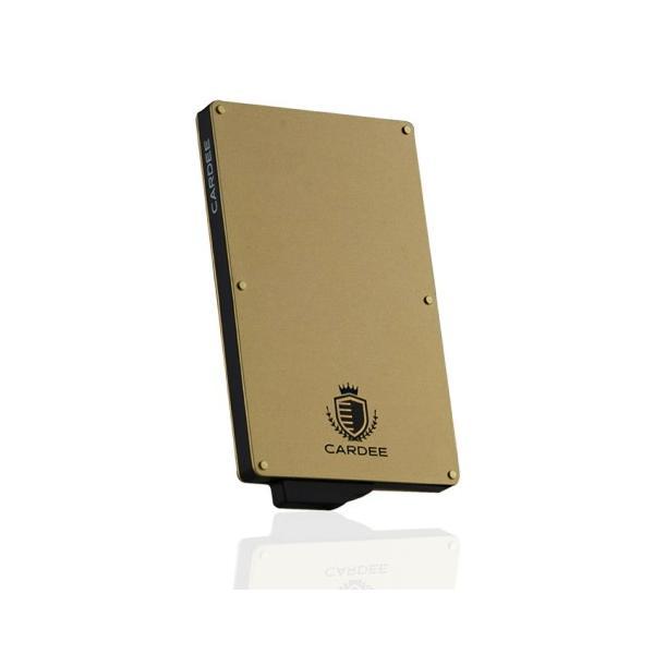 UNIQ スキミング防止機能搭載 CardSlotフォルダー(Cardee) 全4色 ユニーク shins 05