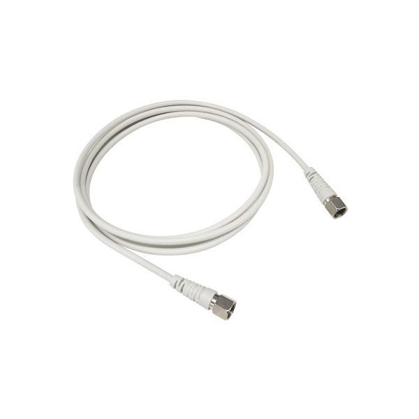 コネクタ付TVケーブル 2.5C 3重シールド F+F (0.5m/1m/1.5m/2m) ライトグレー #CCD-FF25C|shins|02