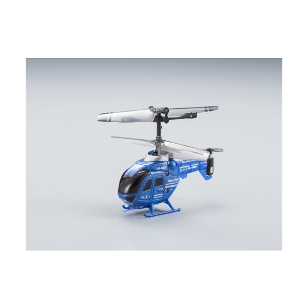 CCP 赤外線ヘリコプター NANO-FALCONα ナノファルコンアルファ リアルブルー shins 03