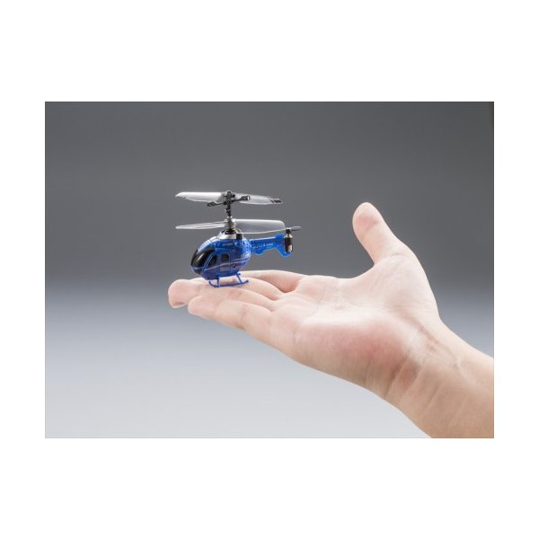 CCP 赤外線ヘリコプター NANO-FALCONα ナノファルコンアルファ リアルブルー shins 04