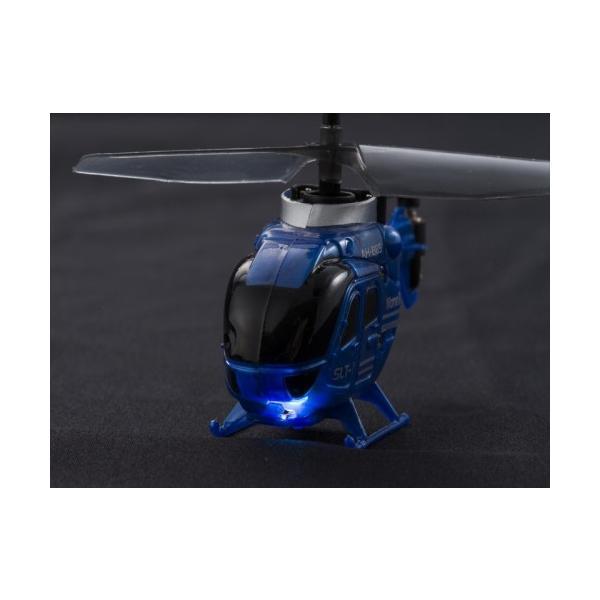 CCP 赤外線ヘリコプター NANO-FALCONα ナノファルコンアルファ リアルブルー shins 05