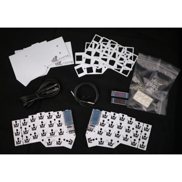 BitTradeOne 【CorneCherry】 半田のいらない自作キーボード! ADSKBCC ベースモデル|shins|03