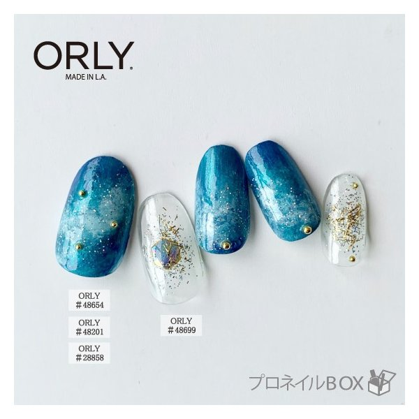 ORLY オーリー ネイル ラッカー マニキュア 品番 28858 インディー 5.3mL ネイビー マット カラー ORLY JAPAN 直営店 shinwa-corp 06