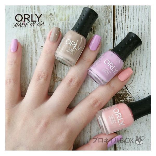 ORLY オーリー ネイル ラッカー マニキュア 品番 48302 カントリークラブカーキ 5.3mL ブラウン カーキ スモーキー マット カラー ORLY JAPAN 直営店|shinwa-corp|05