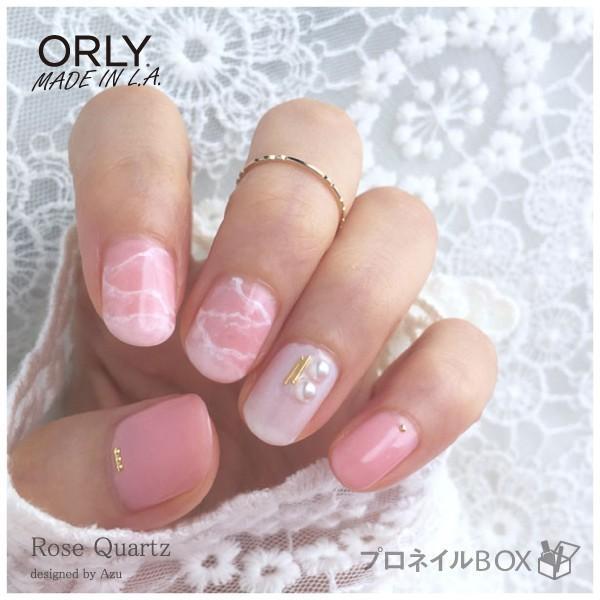 ORLY オーリー ネイル ラッカー マニキュア 品番 48677 ジュテーム 5.3mL ピンク ベージュ シアーカラー ORLY JAPAN 直営店 shinwa-corp 05