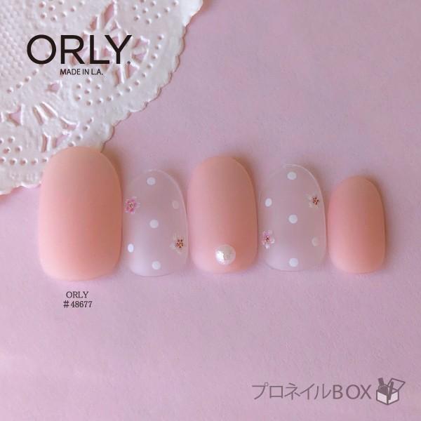 ORLY オーリー ネイル ラッカー マニキュア 品番 48677 ジュテーム 5.3mL ピンク ベージュ シアーカラー ORLY JAPAN 直営店 shinwa-corp 07