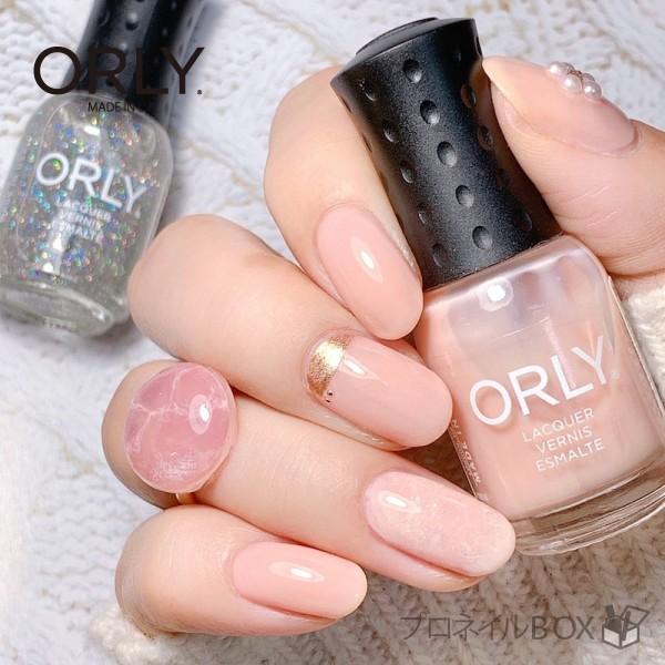 ORLY オーリー ネイル ラッカー マニキュア 品番 48677 ジュテーム 5.3mL ピンク ベージュ シアーカラー ORLY JAPAN 直営店 shinwa-corp 08