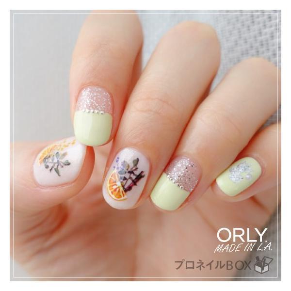 ORLY オーリー マニキュア カラーアンプド 11mL 超速乾 パワーポリッシュ ララランド グリーン パステル ORLY JAPAN 直営店|shinwa-corp|04