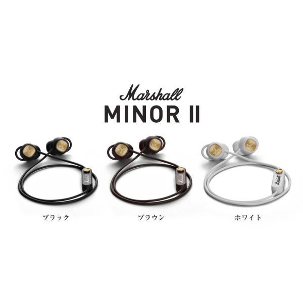 【Marshall】Headphones MINOR 2 BLUETOOTH マーシャル ヘッドフォン マイナー 2 Bluetooth オーディオ