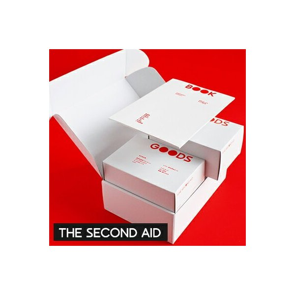 NOSIGNER/THE SECOND AID COMPACT EMERGENCY BOX Emergency goods/Emergency