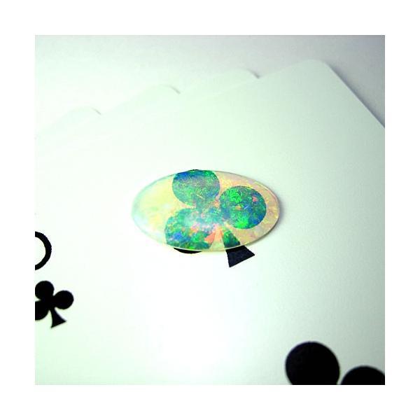 オパール 2.41ct (ウォーター系 赤斑) ジュエリールース dc857