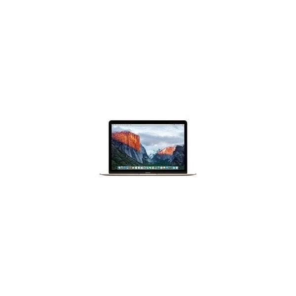 MacBook 12インチ[2017年/SSD 256GB/メモリ 8GB/1.2GHzデュアルコアCore m3]ローズゴールド MNYM2J/Aの画像