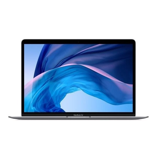 MacBook Air 13インチモデル [2018年 /SSD 128GB /メモリ 8GB /1.6GHzデュアルコア Core i5] スペースグレイ MRE82J/Aの画像