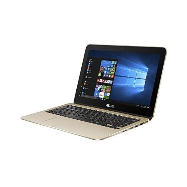 TP203NA-GOLD ノートパソコン Vivo Book Flip12 シマリングゴールド [11.6型 /intel Celeron /eMMC:64GB /メモリ:4GB /2018年3月モデル]の画像