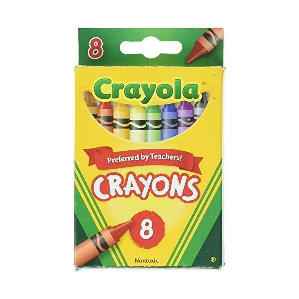 Crayola 0021 Colored Pencils 24 Ct