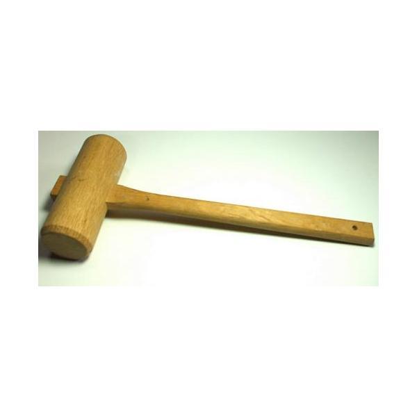木製 ハンマー 54mm