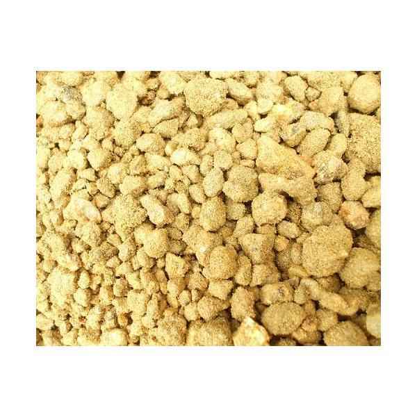 砂味石(真砂土からの小石・土塊)18kg|shioken