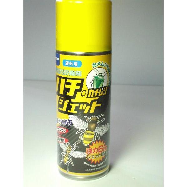 ハチ(カメムシ)ジェット 即効性殺虫防除剤|shioken